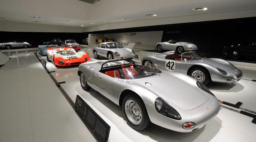 Car Photo Gallery Inside The New Porsche Museum Car Magazine