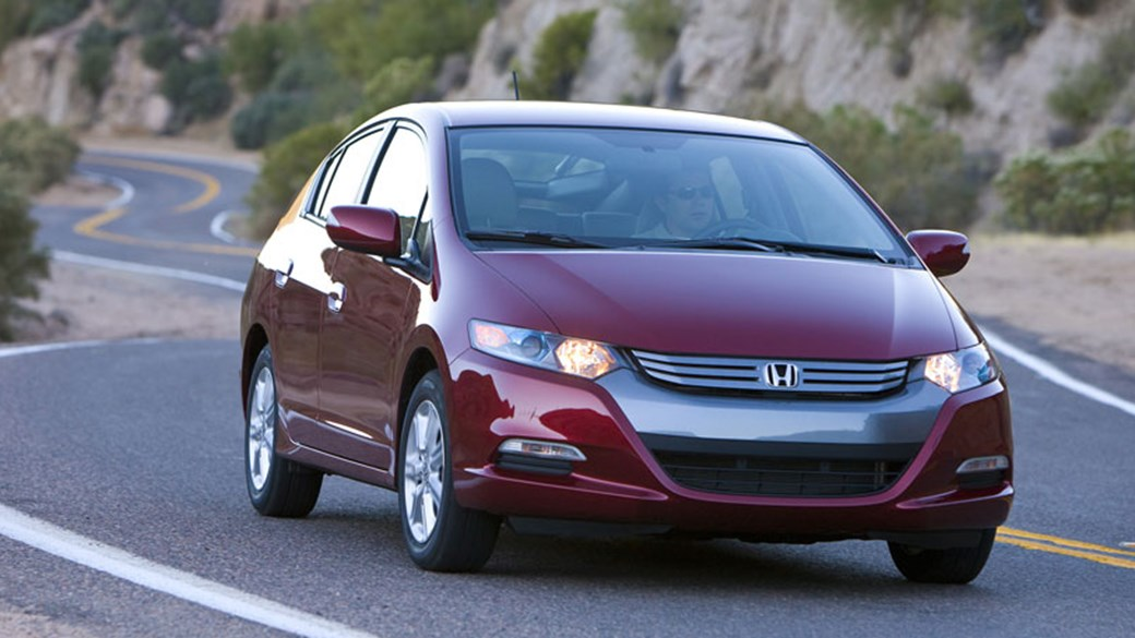 Honda Insight CAR Review