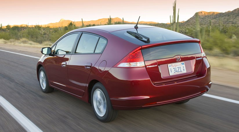Honda Insight Review Car And Driver