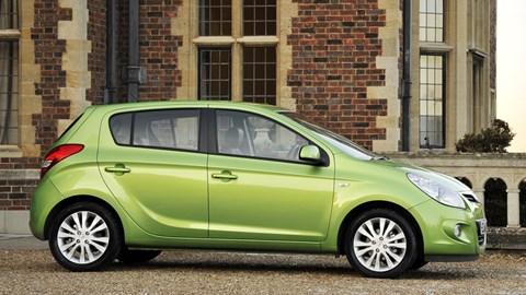 Hyundai i20 1 4 (2009) review   CAR Magazine