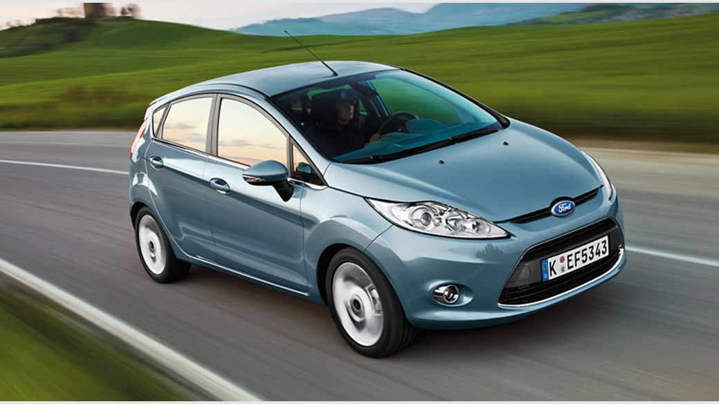 Ford Fiesta  Car Review