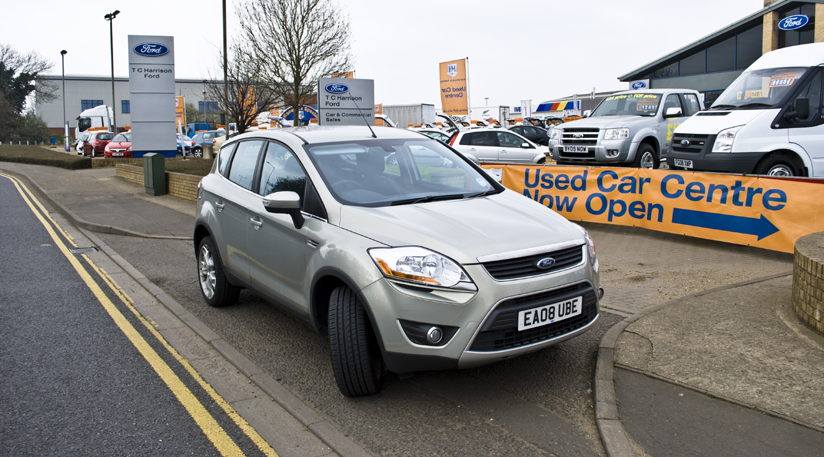 +5 & Ford Kuga 2.0 TDCi long-term test review by CAR Magazine markmcfarlin.com