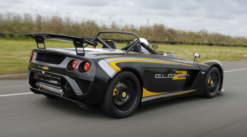 Lotus 2-Eleven (2009) naturally aspirated review by CAR Magazine