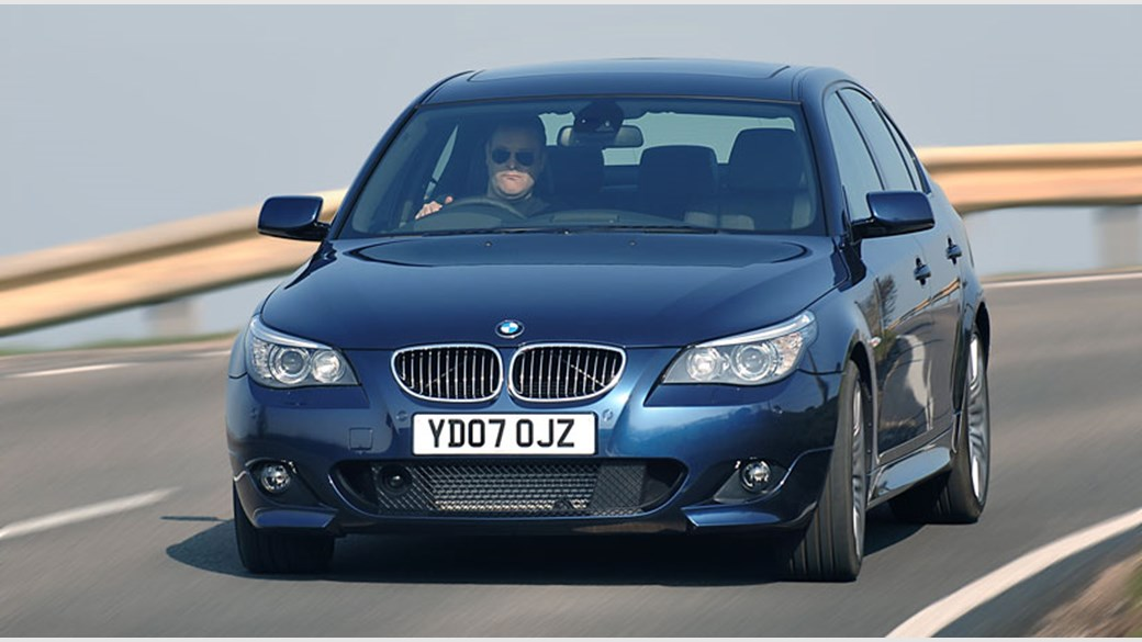 Bmw 530d 520d 2009 Review Car Magazine