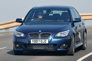 BMW 530d/520d (2009) CAR review