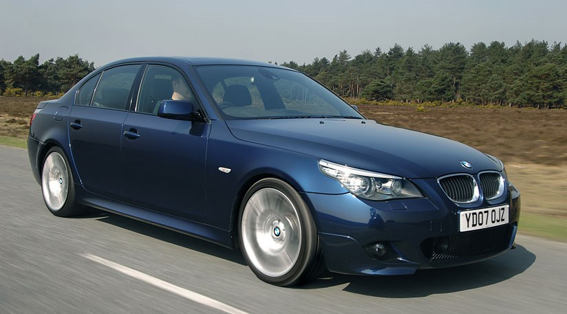 BMW 530d520d 2009 review by CAR Magazine