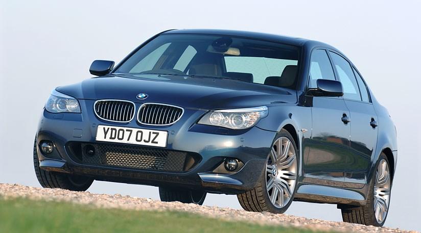 BMW 530d/520d (2009) review   CAR Magazine