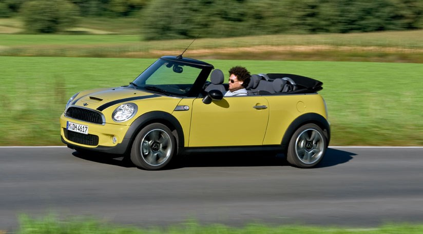 mini convertible cooper s 2009 review by car magazine. Black Bedroom Furniture Sets. Home Design Ideas