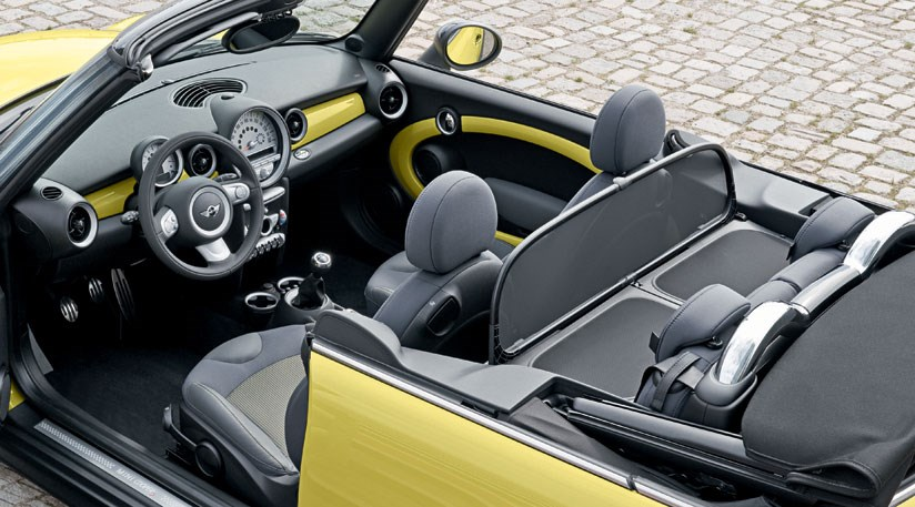 mini convertible cooper s 2009 review car magazine. Black Bedroom Furniture Sets. Home Design Ideas