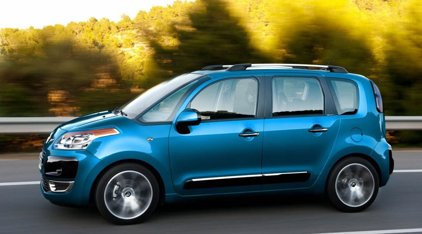 citroen c3 picasso 1 6 hdi 2009 review car magazine. Black Bedroom Furniture Sets. Home Design Ideas