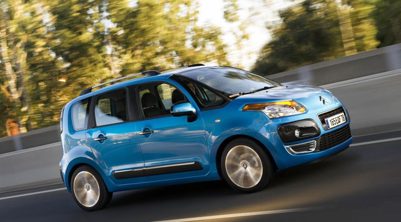citroen c3 picasso 1 6 hdi 2009 review by car magazine. Black Bedroom Furniture Sets. Home Design Ideas