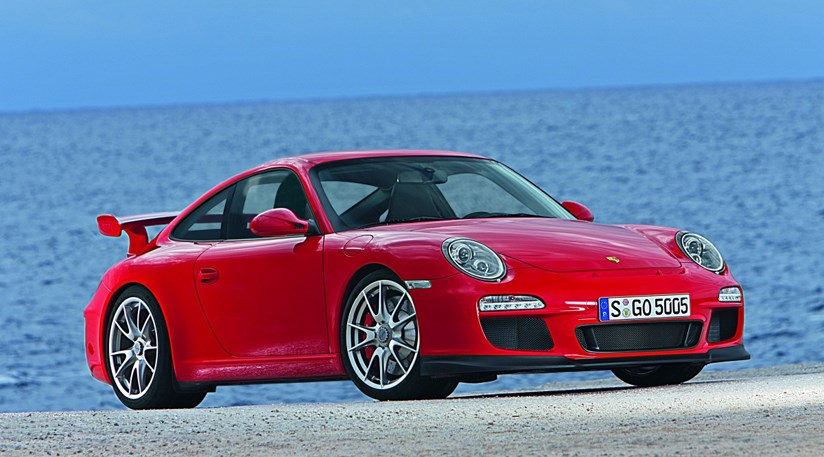 Elegant Porsche 911 GT3 (2009): The Second Generation 997