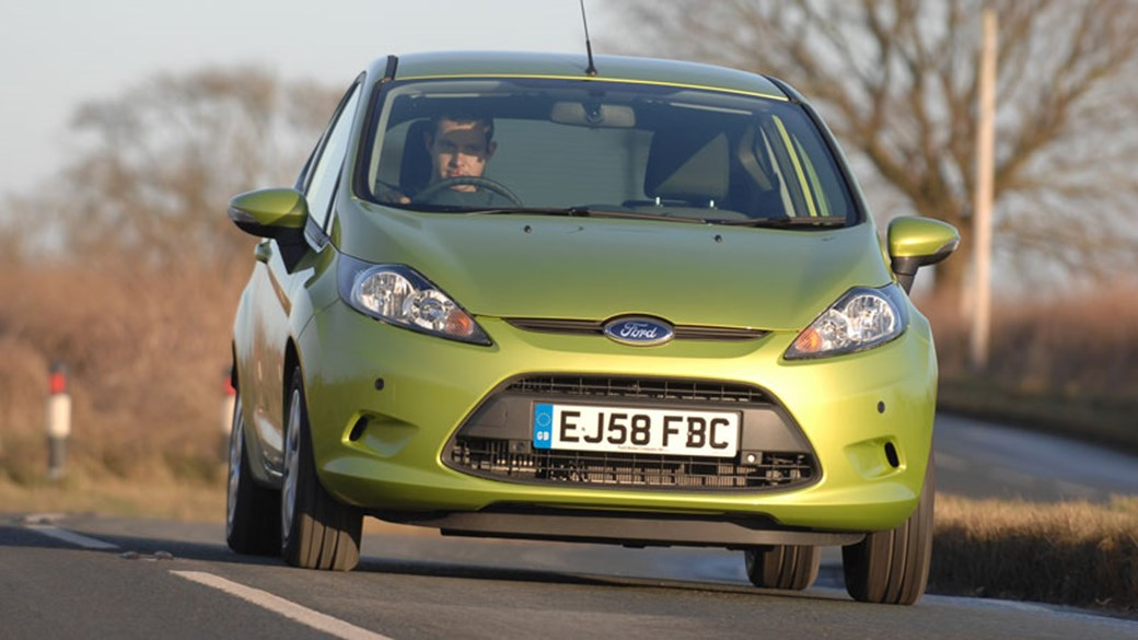 ford fiesta econetic 2009 review car magazine rh carmagazine co uk 2011 Ford Fiesta Interior Ford Fiesta SE