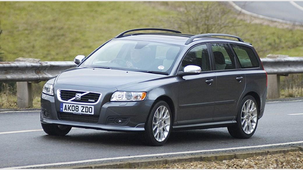 Volvo V50 2 0d