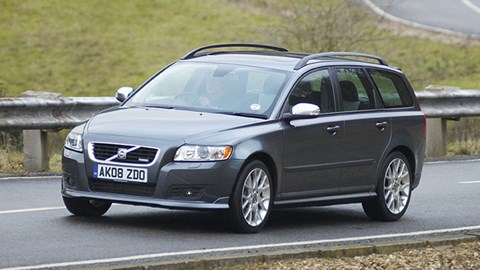 Volvo V50 2 0D Powershift (2009) review | CAR Magazine