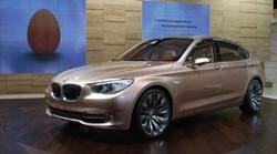 BMW 5-series gt - Geneva motor show