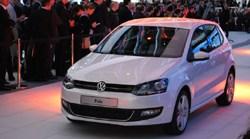 Polo Mk5 at Geneva motor show