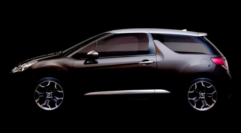 Citroen Ds Reborn With New Ds Inside Concept Car Magazine