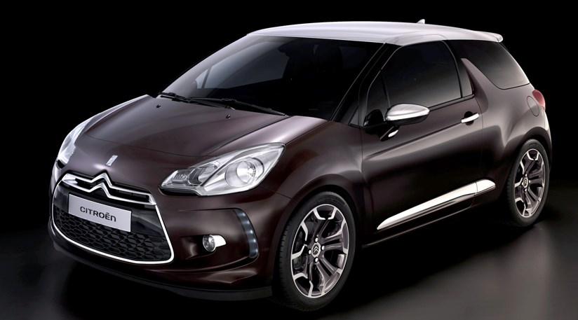 Citroen Ds Reborn With New Ds Inside Concept By Car Magazine