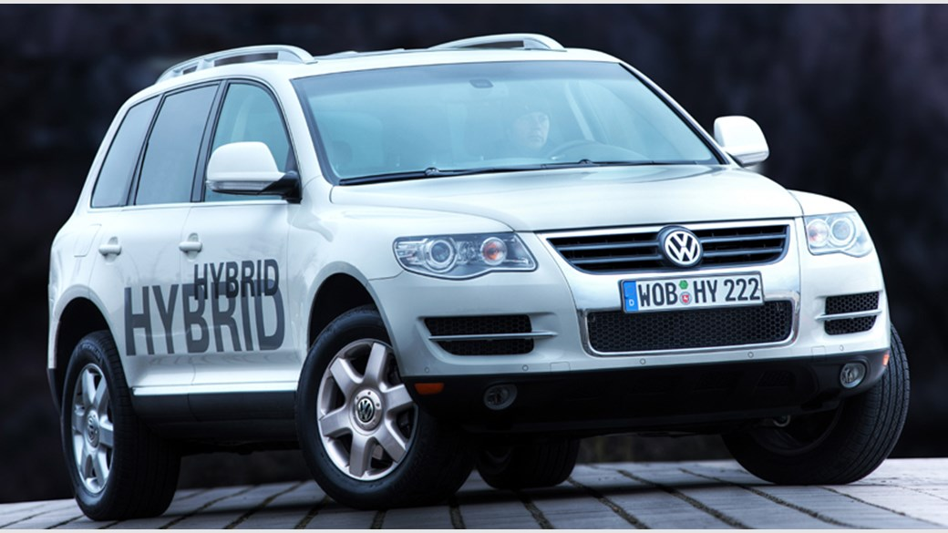 Touareg Hybrid Car Review
