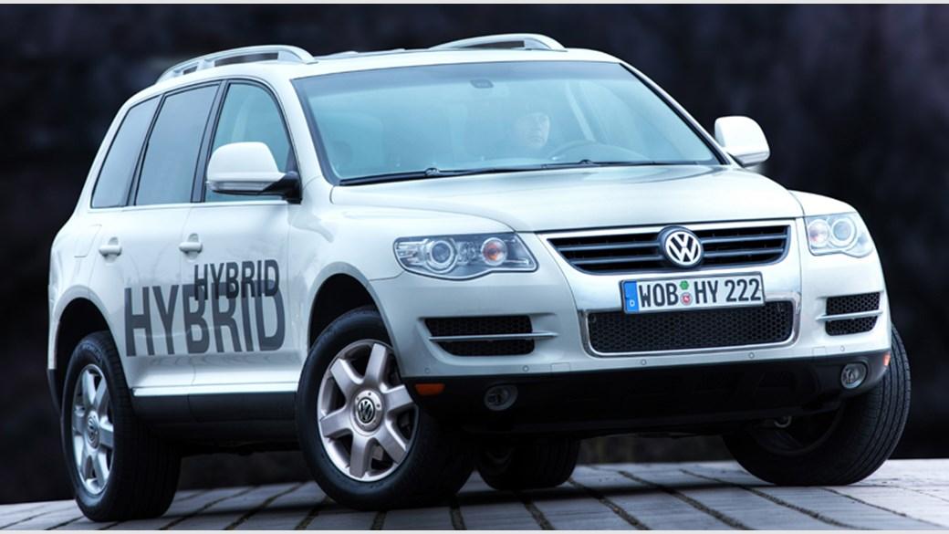 Touareg Hybrid Car Review
