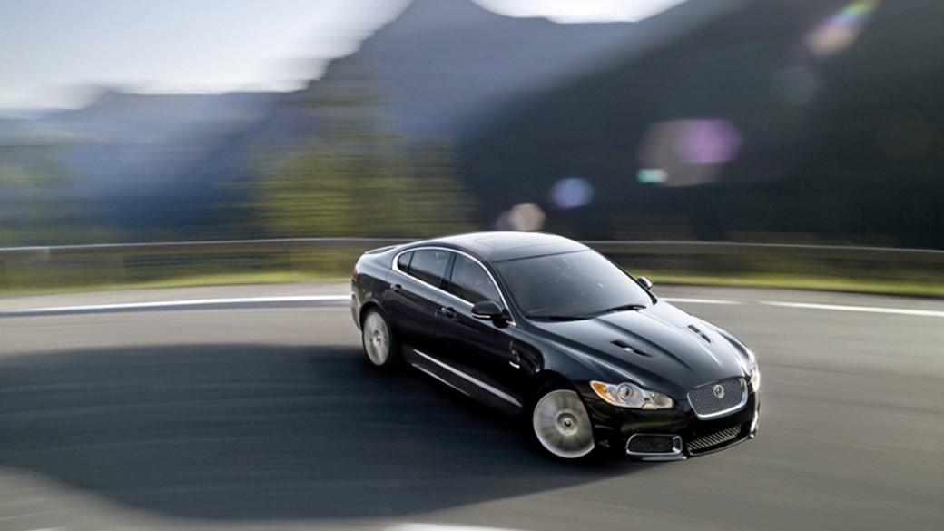 Jaguar XFR (2009) CAR First Drive