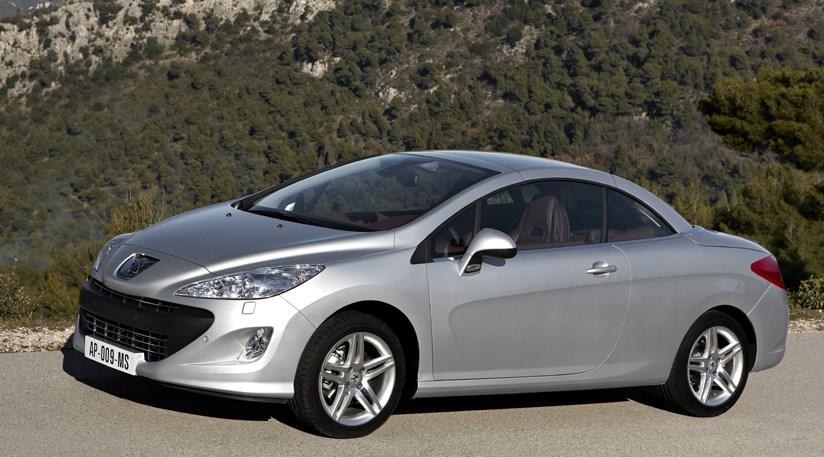 Peugeot 308cc 2 0 hdi 2009 review by car magazine - Meilleurs cabriolets 4 places ...