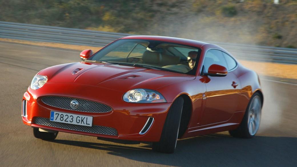 2009 jaguar xkr review