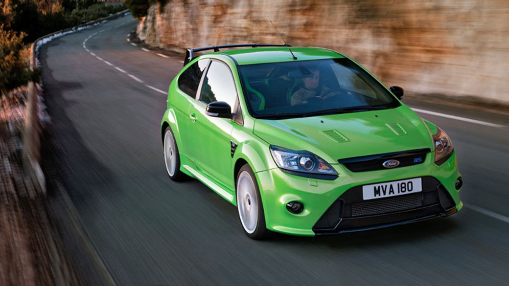 Ford Focus RS (2009) CAR review & Ford Focus RS (2009) CAR test review by CAR Magazine markmcfarlin.com