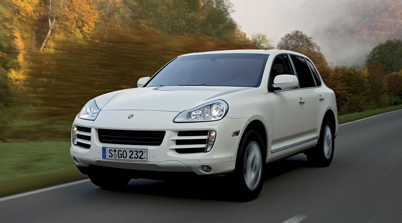 Porsche Cayenne V6 sel (2009) review | CAR Magazine