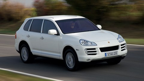 Porsche Cayenne V6 Diesel 2009 Review Car Magazine