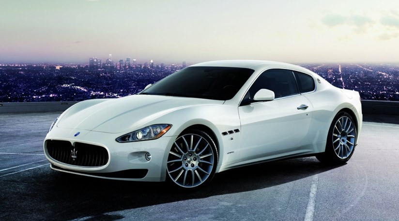 Elegant Maserati Granturismo S Automatic. Now You Can Have Your 4.7 V8 And A  Slusher ...