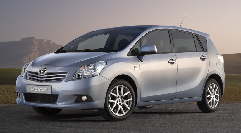 Toyota Verso (2009): first official photo of new people carrier bound for