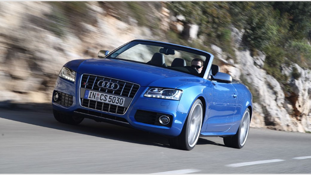 Audi S5 Cabriolet 2009 Car Review