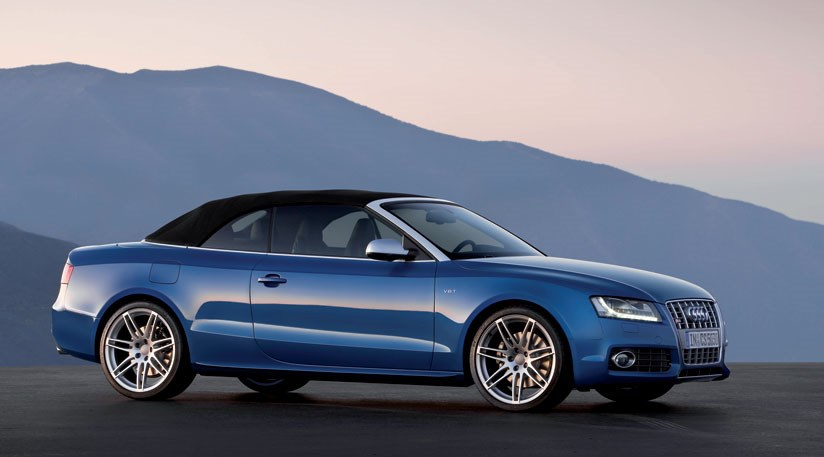 2011 Audi S5 Cabriolet Black New Car Prices And