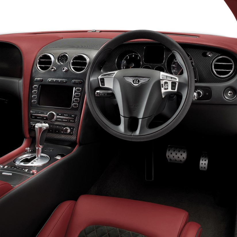 Bentley Continental Supersports E85 Biofuel 2009 First Official
