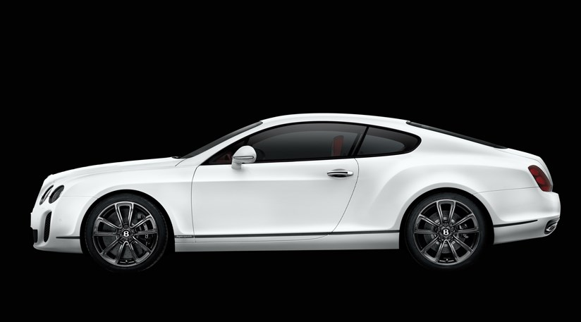 Bentley Continental Supersports: The First Official Photographs ...
