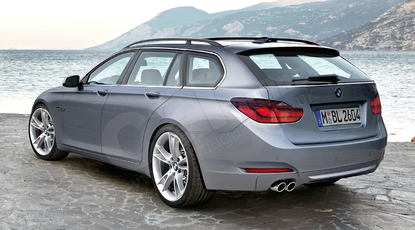 Anoraks Take Note New BMW Concept 5 Series Gran Turismo Spills The Beans On Five Family Its A Hatchback