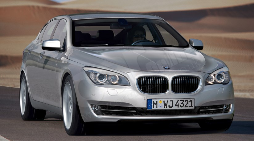 bmw 5 series family 2010 every model scooped and spy. Black Bedroom Furniture Sets. Home Design Ideas