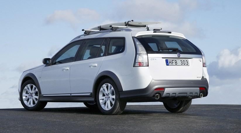 Fiche technique Saab 9 3x de 2009 à 2012