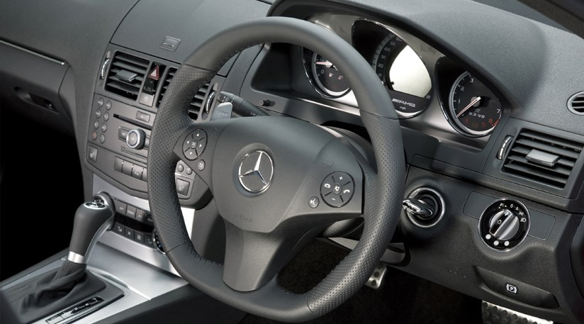 Mercedes C63 AMG Estate (2009) review | CAR Magazine