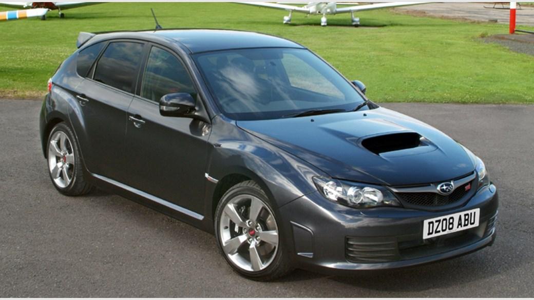 Subaru Impreza 330S (2009) review by CAR Magazine