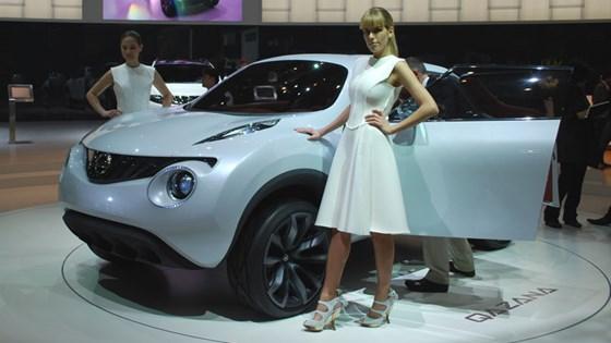 Nissan Qazana Unveiled At Geneva Motor Show 2009 Car Magazine