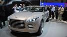 Aston Martin Lagonda Concept unveiled at Geneva motor show 2009