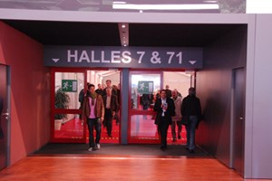 Halle 7 – you are about to enter the Geneva Auto Salon outer limits