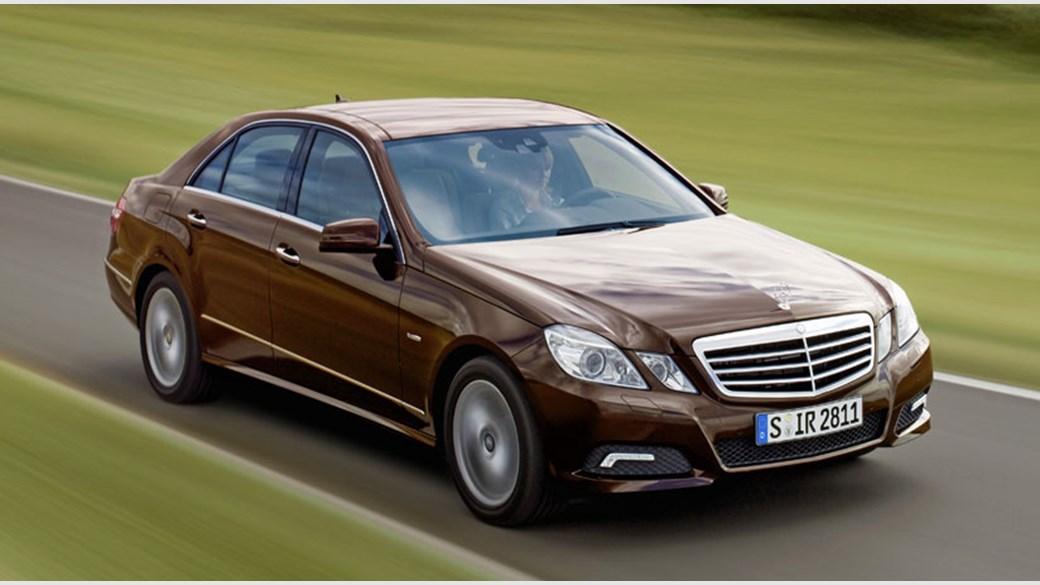 Mercedes E350 CGI (2009) review | CAR Magazine