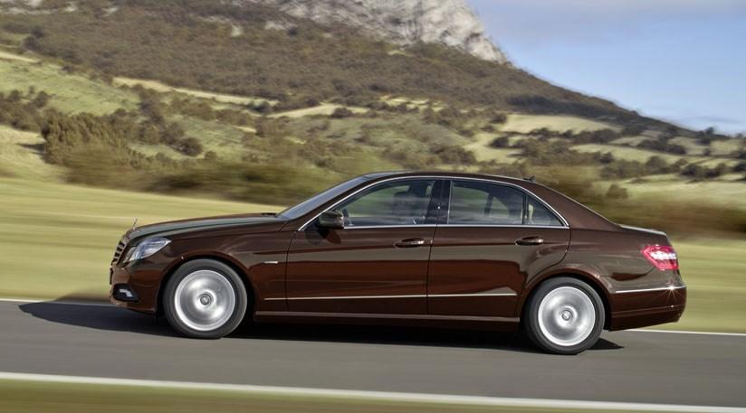 Mercedes E350 Cgi 2009 Review Car Magazine