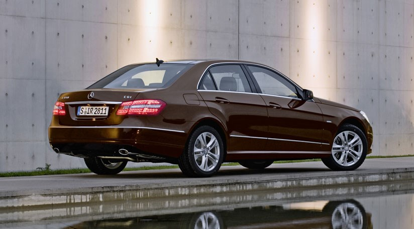 Mercedes E350 Cgi 2009 Review Car Magazine