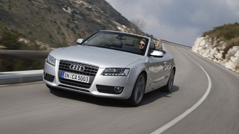 Audi A5 2 0 TDI Cabriolet (2009) review | CAR Magazine