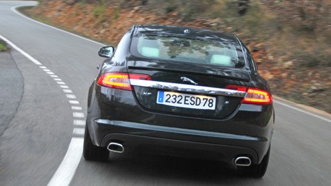 Jaguar Xf 3 0 Diesel S 2010 Review Car Magazine